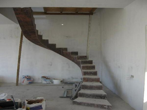 Concrete Stairs