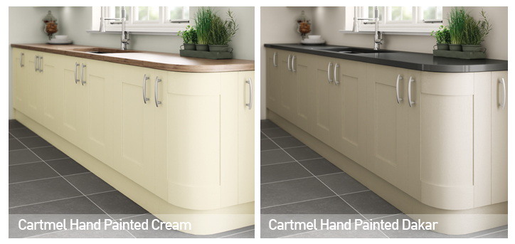 Cartmel Hand Painted